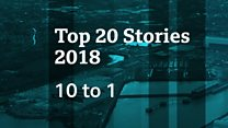 BBC News NI's 20 most read stories of 2018