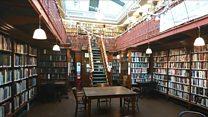 City's 'hidden' library turns 250