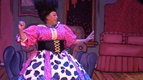 Can pantomime take off in the US?
