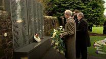 Lockerbie victims remembered