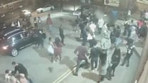 CCTV released over stab death