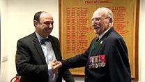 D-Day veteran awarded Legion d'Honneur