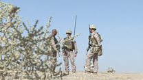 ارګ: له افغانستان د امریکايي پوځ وتل پر امنیت ناوړه اغېز نه کوي