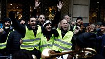 Sixth weekend of Yellow Vest protests