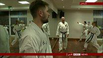 تأثیر کاراته بر نوجوانی که اوتیسم دارد
