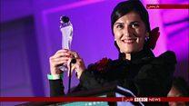 زن ایرانی که در صحنههای خطرناک فیلمها بدلکاری میکند