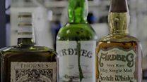 سکاچ وسکی کی ہر تین میں سے ایک بوتل جعلی نکلی