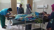 مقتل أكثر من 200 نتيجة تسونامي إندونيسيا