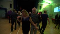 Widower 'ready for jiving' on 90th birthday
