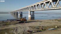 देशातला सगळ्यात मोठा लांबीचा डबलडेकर ब्रिज तुम्ही पाहिलात का?