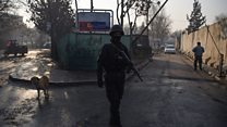 جزئیات تازه از حمله به دو ساختمان دولتی در کابل