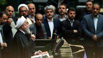 روحانی بودجه ۹۸ را به مجلس داد