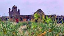 சிதைவுகளே கோலமாக பேரழிவின் நினைவில் உறைந்த தனுஷ்கோடி