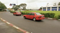 تطبيق Taxi Jet الخاص بسيارات الأجرة في أبيدجان