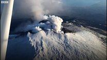 Сицилію трусить після виверження Етни