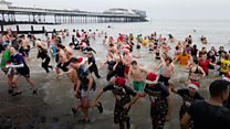 Boxing Day charity dip raises thousands