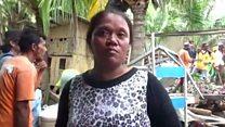 'Volcano tsunami' hits Indonesia