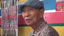 Як 96-річний художник врятував своє село від забуття