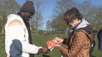 Refugee Tales: Countryside walk after indefinite detention