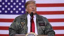 Trump: 'We're no longer the suckers, folks'