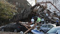 Man dies in house explosion