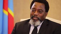'Don't worry' - Kabila on delayed vote