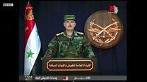 Suriye Ordusu'ndan açıklama: Menbic'e girdik
