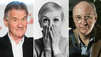 Twiggy, Palin and Pullman are honoured