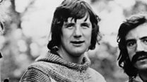 Michael Palin: 'I've been a knight before...'