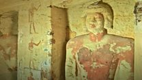 اكتشافات أثرية كثيرة شهدتها مصر في عام 2018
