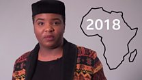 A spoken-word poem for Africa in 2018
