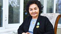 2018да йўқотганларимиз: Ҳалима Худойбердиева