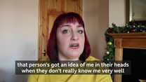 'I'm not heroic for being disabled'