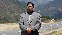 नेकपा नेता नारायणकाजी श्रेष्ठसँग