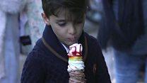 Did Iran beat Italy to invent ice cream?