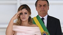 آغاز به کار رییسجمهوری راستگرای برزیل با وعده رفع تبعیض و فساد