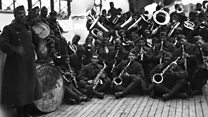The black soldiers who brought jazz to Europe