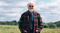 Billy Connolly: 'Death doesn't frighten me'