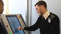 'X-ray' prison body scanner stops smuggler