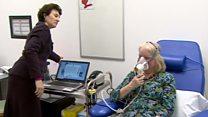 دستگاه نفسسنج برای تشخیص سرطان