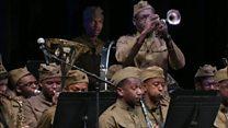 جاز رهاورد جنگ جهانی اول به اروپاییها