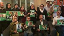 فعال مدنی زندانی در ایران: نیازی به دخالت آمریکا نیست