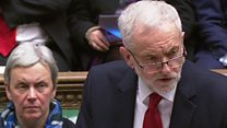Corbyn on Brexit: 'No more hiding or running'
