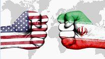 جنگ لفظی ایران و آمریکا بر سر مذاکره