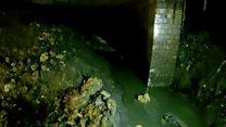 Fatberg: Inside Sidmouth's sewers