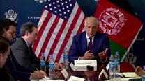 مذاکره طالبان با آمریکاییها به تعویق افتاد