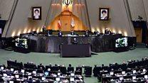 تلاشها برای استانی شدن انتخابات مجلس در ایران