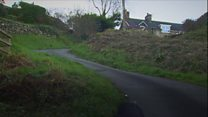 Could Welsh street be world's steepest?