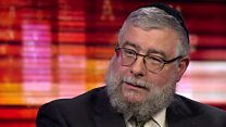 Anti-Semitism 'back in vogue'