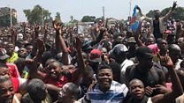 Jubilant scenes after DR Congo winner revealed